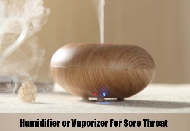 Humidifier or Vaporizer