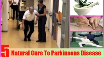 Natural Cure To Parkinsons Disease