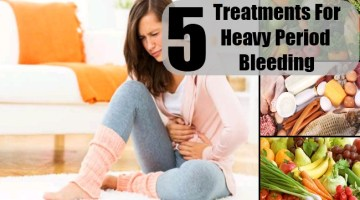 Treatments For Heavy Period Bleeding