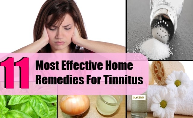 TINNITUS Natural Treatment & Remedies Stop the Ear Ringing 2