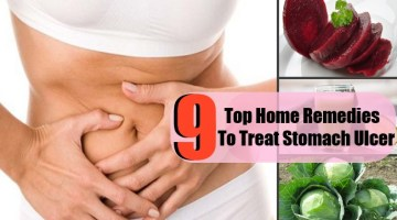 9 Top Home Remedies To Treat Stomach Ulcer