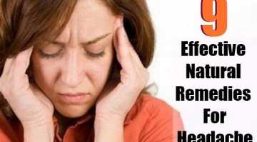 Natural Ways Get Rid Of Headaches While Pregnant