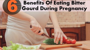 6 Best Benefits Of Eating Bitter Gourd During Pregnancy