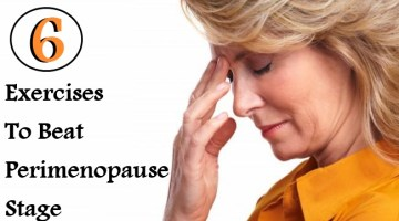 6 Exercises To Beat Perimenopause Stage
