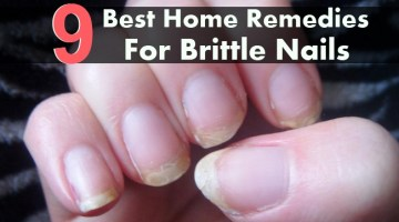 9 Effective Home Remedies For Brittle Nails