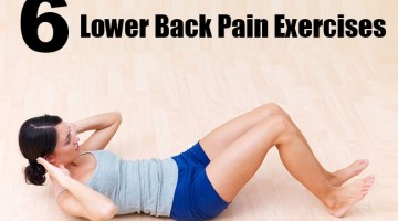 6 Best Lower Back Pain Exercises