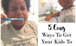 5 Crazy Ways To Get Your Kids To Brush Their Teeth