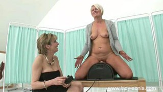 Sally Taylor Pays A Visit To The Orgasm Clinic