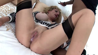 Trophy Wife Used Hard And Filled With Cum
