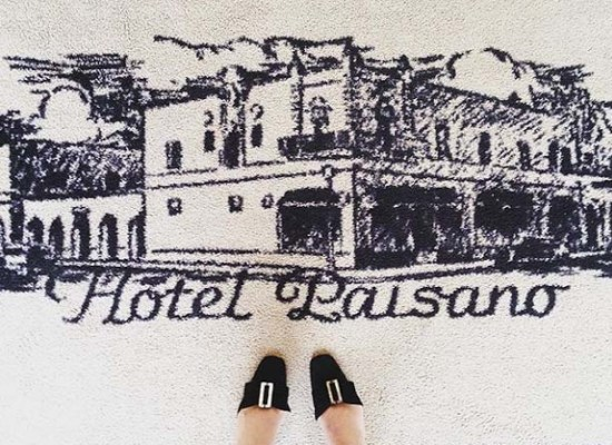 El Paisano Hotel, travel, vintage shoes, blogger, Marfa, TX , historic hotel