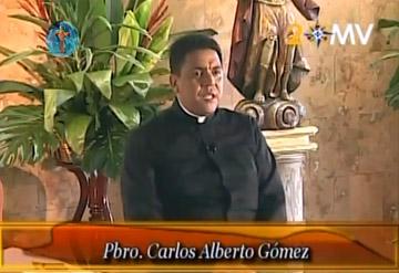 Padre Carlos Alberto Gómez