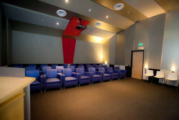 Admissions Theater
