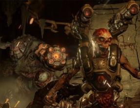 Nuevo video de DOOM con información de la Alpha Multiplayer