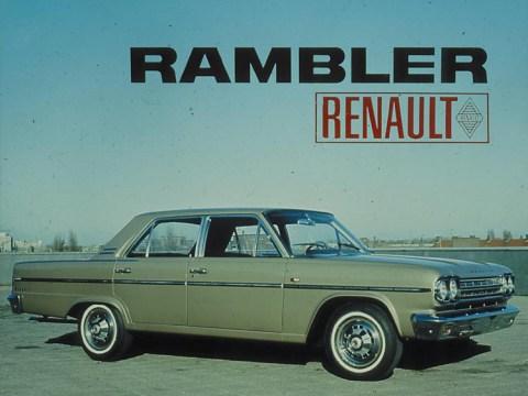 Renault Rambler