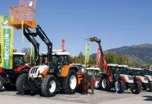 Lagerhaus Mieming - Landtechnik - neue Traktoren