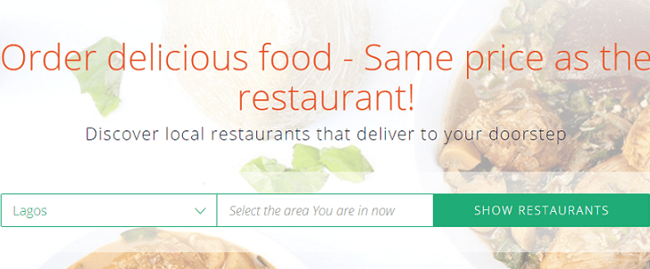 Buy Food Online from Restaurants in Lagos