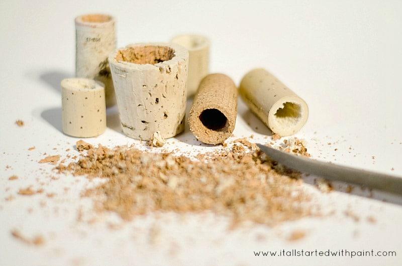 wine-cork-as-magnet-planter-step-3