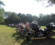 """The 3rd annual """"Nick Willard Ride"""" was held summer 2013. All proceed's go to Nick's 10 year old son's college fund. Nick was killed in a go-cart accident 3 years ago."""