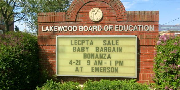 LECPTA Baby Bargain Bonanza this Saturday!
