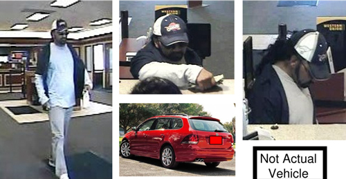 WANTED: Lakewood Police Looking for Bank Robber – Lakewood, OH Patch
