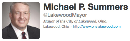 Lakewood Mayor to Host Listening 2 Lakewood on Twitter