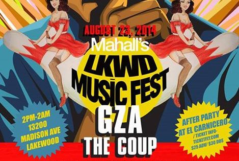 Third Annual LKWD Music Fest Slated for Aug. 23rd at Mahall's