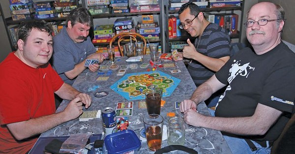 Why Board Game Cafes Are the Next Big Thing | Dining Lead | Cleveland Scene