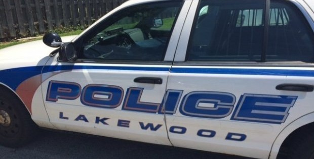 Officers spotted man trying to break into Lakewood record store, police say