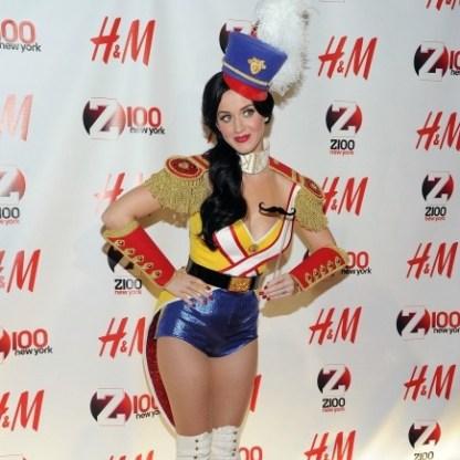 Katy Perry de soldadinha