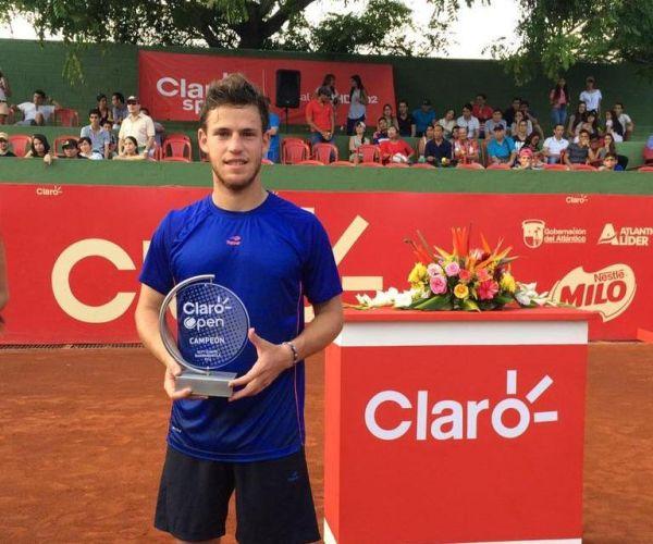 tenis schwartzman campeon challenger barranquilla 2016