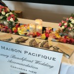 La Maison Pacifique at Bridal Secrets Unveiled