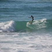 Patrolled beach 365 days a year at Salt Kingscliff NSW