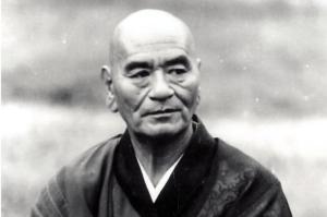 Taisen Deshimaru était un moine Bouddhiste qui a fait connaître le Zen en France et en Europe