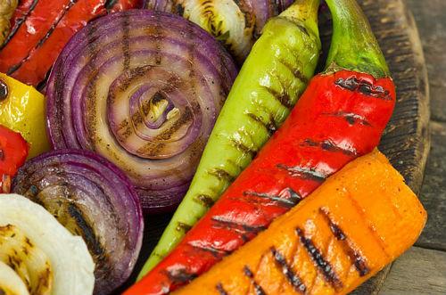 Grigliate Vegan Style - 125 ricette alla fiamma