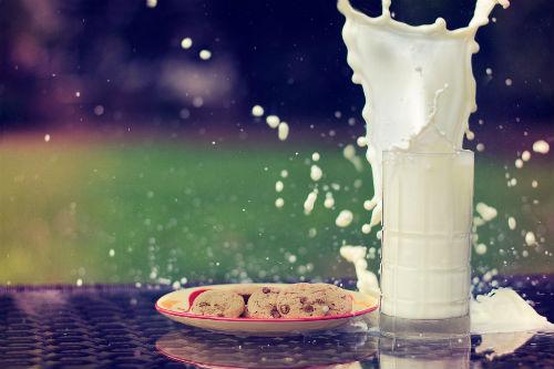 Un bicchiere di latte... un racconto per l'anima
