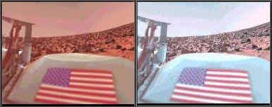 Desmintiendo: La NASA nos miente, Marte es igual a la Tierra