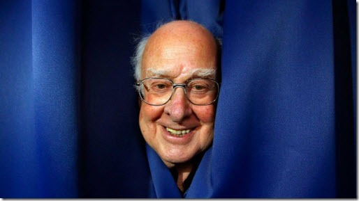 Peter Higgs