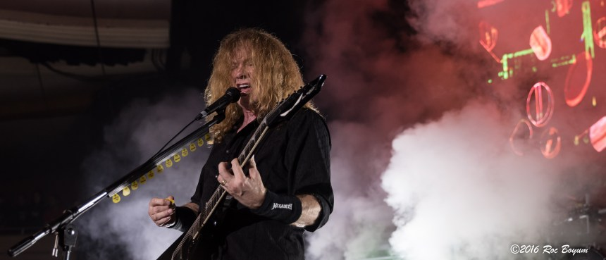 Megadeth Dave Mustaine