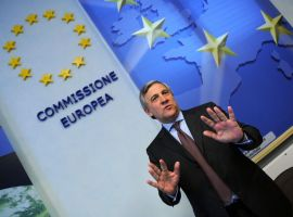 Antonio Tajani, vice presidente Commissione europea