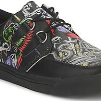 Un esprit rock dans vos chaussures