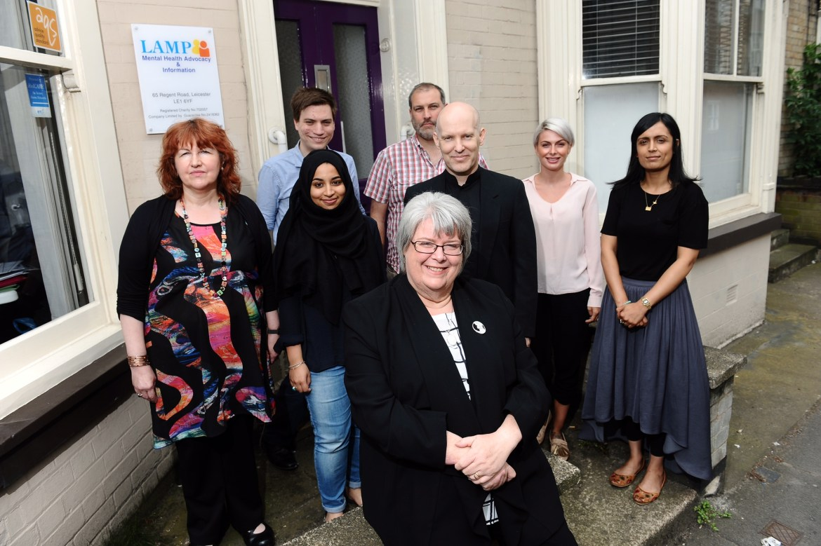 LAMP's advocates and trustees
