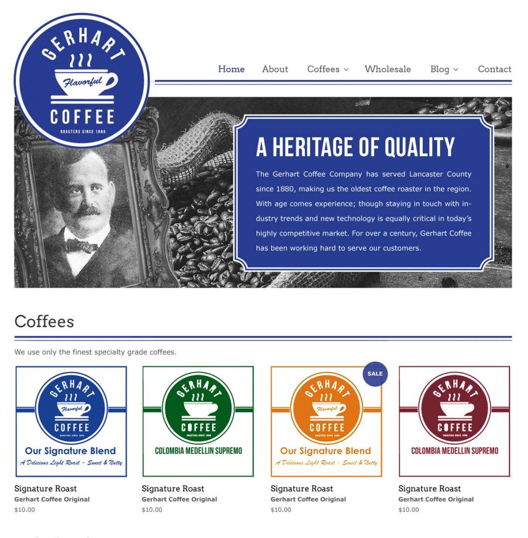 Gerhart Coffee