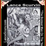 """The Lance Scurv Talk Show (After Show Thoughts) """"Why Do Sisters Get Mad When A Black Man Dates A White Woman?"""""""