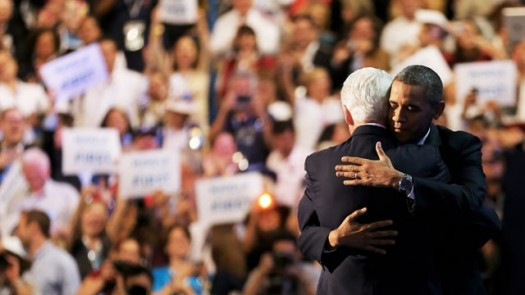 Obama Clinton DNC 2012