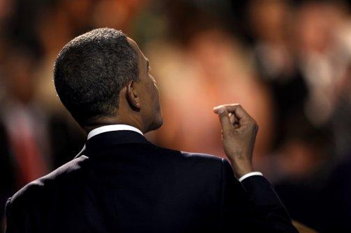 President Obama DNC 2012