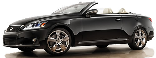 2011 Lexus IS 250C Convertible