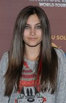 Paris Jackson Face Shot