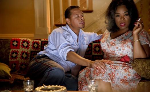 Terrence Howard & Oprah Winfrey