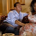 Terrence Howard & Oprah Winfrey