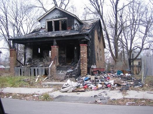 Detroit-Ghetto